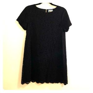 CeCe Lace Shift Dress